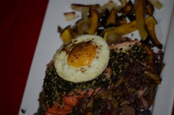 Quinoa Pilaf & Roasted Squash