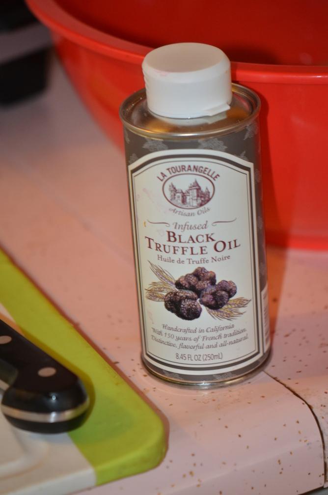 Truffle Oil.