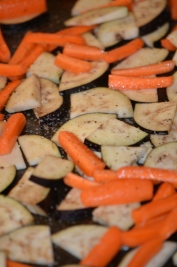 Vegetables, Ready to Roast
