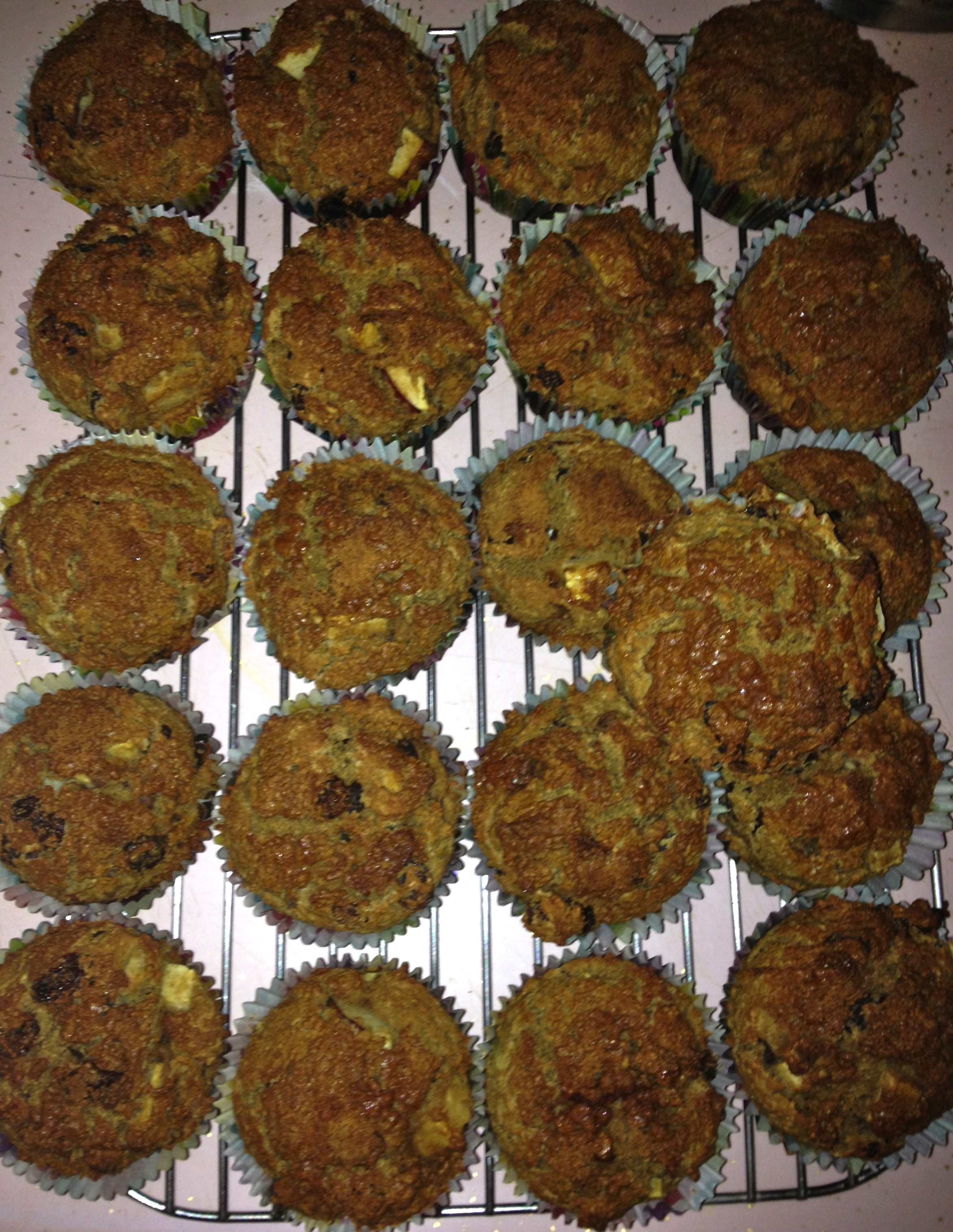 Apple Cinnamon & Quinoa Muffin Top Cookies Recipes — Dishmaps